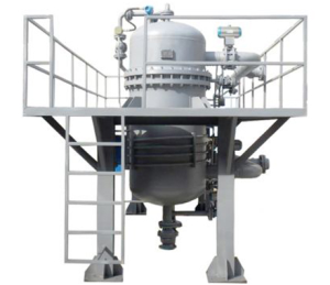 Automatic backwash filter